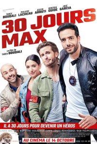 Poster do filme 30 jours max (2020)
