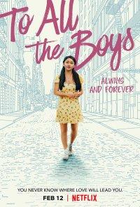 Poster do filme A Todos os Rapazes: Agora e Para Sempre / To All the Boys: Always and Forever, Lara Jean (2021)