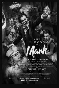 Poster do filme Mank (2020)