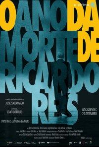Poster do filme O Ano da Morte de Ricardo Reis (2020)
