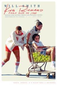 Poster do filme King Richard - Para lá do Jogo / King Richard (2021)