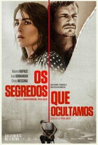 Poster do filme Os Segredos Que Ocultamos / The Secrets We Keep (2020)