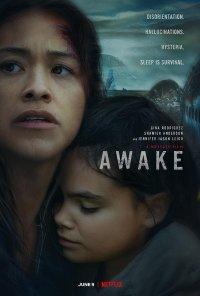 Poster do filme Awake (2021)