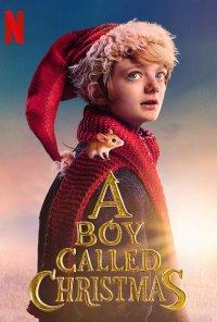 Poster do filme Um Rapaz Chamado Natal / A Boy Called Christmas (2021)