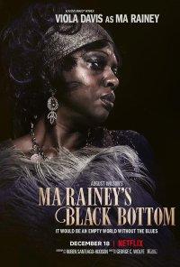 Poster do filme Ma Rainey: A Mãe do Blues / Ma Rainey's Black Bottom (2020)