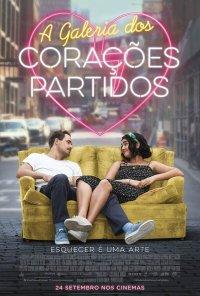 Poster do filme A Galeria dos Corações Partidos / The Broken Hearts Gallery (2020)