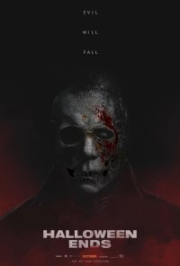 Poster do filme Halloween Ends (2021)