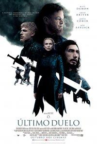 Poster do filme O Último Duelo / The Last Duel (2021)