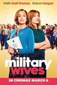 Poster do filme Military Wives (2019)
