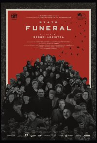 Poster do filme State Funeral (2020)