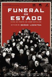 Poster do filme Funeral de Estado / State Funeral (2020)