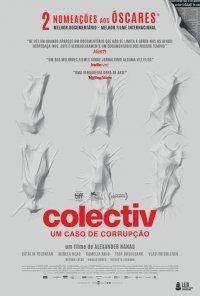 Poster do filme Colectiv - Um Caso de Corrupção / Colectiv (2020)
