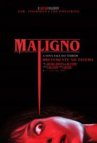 Poster do filme Maligno / Malignant (2021)