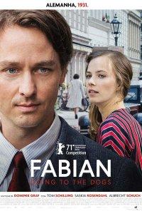 Poster do filme Fabian / Fabian oder Der Gang vor die Hunde / Fabian: Going to the Dogs (2021)