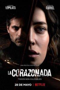 Poster do filme Presságio / La corazonada (2020)