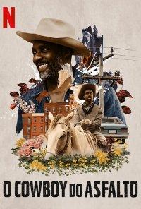 Poster do filme O Cowboy do Asfalto / Concrete Cowboy (2021)