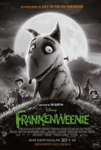 Poster do filme Frankenweenie (2012)