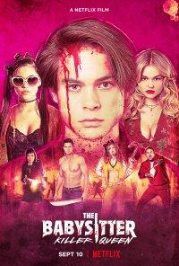 Poster do filme The Babysitter: Rainha da Morte / The Babysitter: Killer Queen (2020)