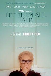 Poster do filme Let Them All Talk (2020)