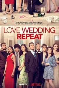 Poster do filme Amar. Casar. Recomeçar / Love Wedding Repeat (2020)