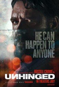 Poster do filme Em Fúria / Unhinged (2020)