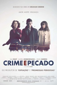 Poster do filme Crime e Pecado / Brighton Rock (2011)