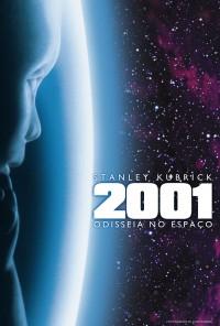 Poster do filme 2001: Odisseia no Espaço / 2001: A Space Odyssey (1968)