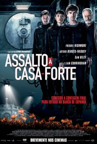 Poster do filme Assalto à Casa Forte / The Vault (2021)
