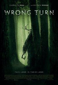 Poster do filme Wrong Turn (2021)