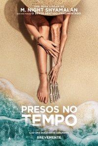 Poster do filme Presos no Tempo / Old (2021)