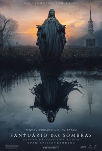 Poster do filme Santuário das Sombras / The Unholy (2021)