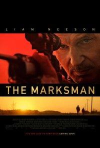 Poster do filme The Marksman (2021)