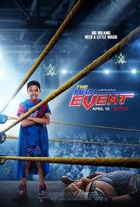 Poster do filme O Grande Combate / The Main Event (2020)