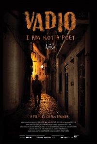 Poster do filme Vadio / Vadio - I Am Not A Poet (2018)