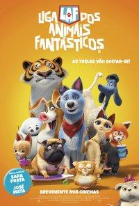 Poster do filme Liga dos Animais Fantásticos / Pets United (2019)