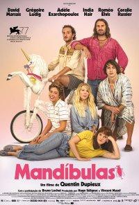 Poster do filme Mandíbulas / Mandibules (2020)