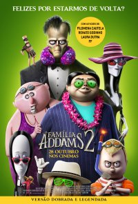Poster do filme A Família Addams 2 / The Addams Family 2 (2021)
