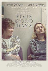 Poster do filme Four Good Days (2021)