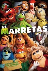 Poster do filme Os Marretas / The Muppets (2011)
