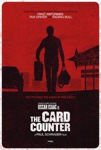Poster do filme The Card Counter (2021)