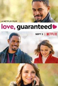 Poster do filme Amor Garantido / Love, Guaranteed (2020)