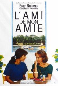 Poster do filme O Amigo da Minha Amiga (reposição) / L'Ami de mon amie (1987)