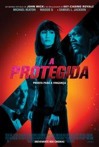 Poster do filme A Protegida / The Protégé (2021)