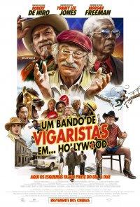 Poster do filme Um Bando de Vigaristas em... Hollywood / The Comeback Trail (2020)
