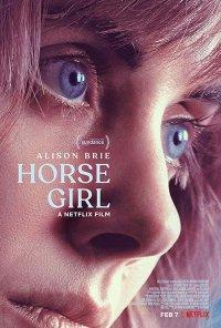 Poster do filme Horse Girl (2020)
