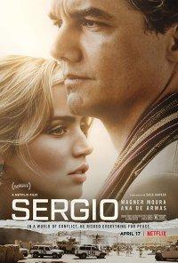Poster do filme Sergio (2020)