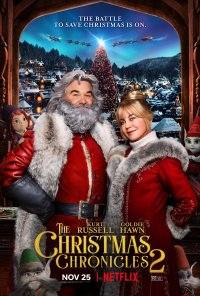 Poster do filme Crónicas de Natal: Parte Dois / The Christmas Chronicles 2 (2020)