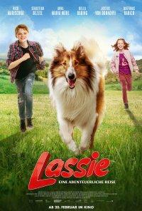 Poster do filme Lassie - Eine abenteuerliche Reise / Lassie Come Home (2020)