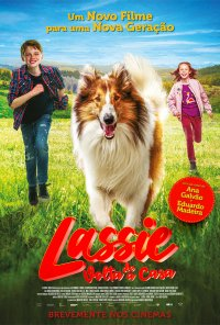 Poster do filme Lassie de Volta a Casa / Lassie - Eine abenteuerliche Reise / Lassie Come Home (2020)