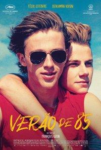 Poster do filme Verão de 85 / Été 85 (2020)